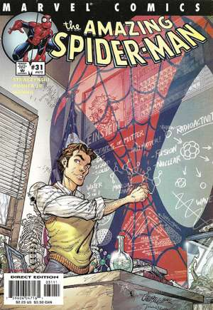 Amazing Spider-Man (1999-2014)#31B
