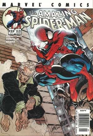 Amazing Spider-Man (1999-2014)#33A
