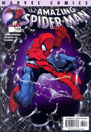 Amazing Spider-Man (1999-2014) #34B