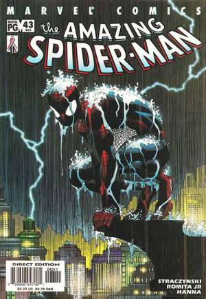 Amazing Spider-Man (1999-2014) #43B