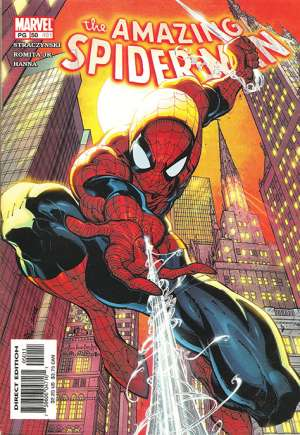 Amazing Spider-Man (1999-2014)#50B
