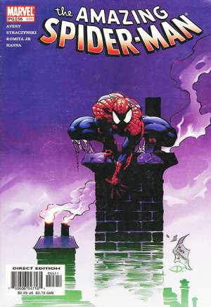 Amazing Spider-Man (1999-2014)#55B