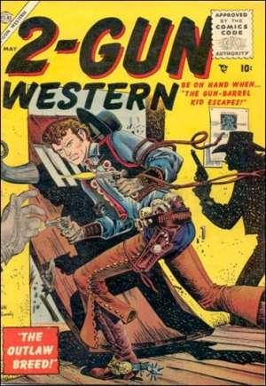 2-Gun Western (1956)#4