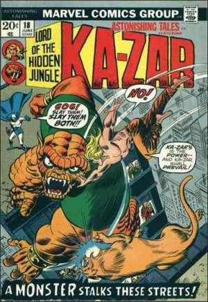 Astonishing Tales (1970-1976)#18