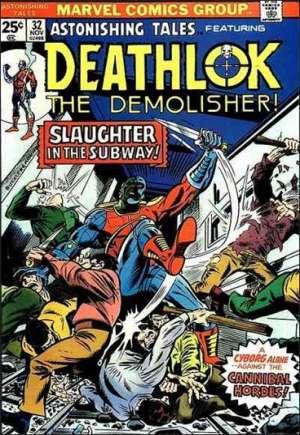 Astonishing Tales (1970-1976)#32