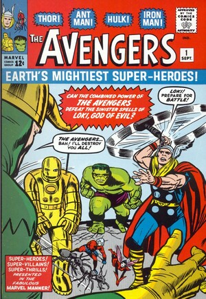 Avengers (1963-1996)#1A