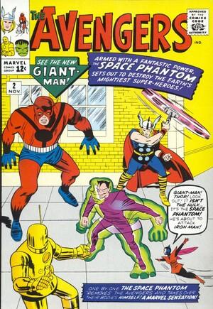 Avengers (1963-1996)#2A