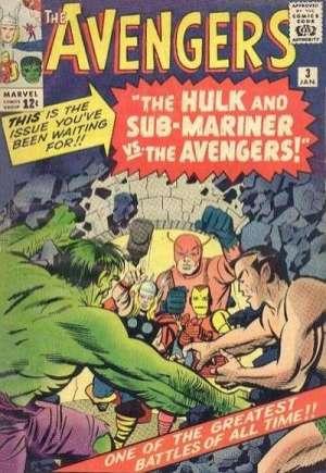 Avengers (1963-1996)#3