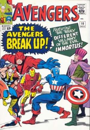 Avengers (1963-1996)#10