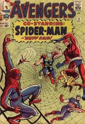Avengers (1963-1996)#11A