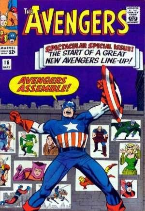 Avengers (1963-1996)#16