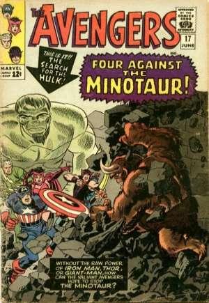 Avengers (1963-1996)#17