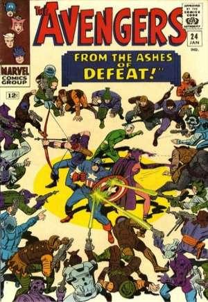 Avengers (1963-1996)#24