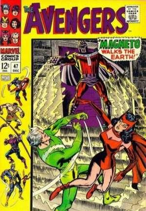 Avengers (1963-1996)#47