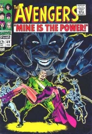 Avengers (1963-1996)#49