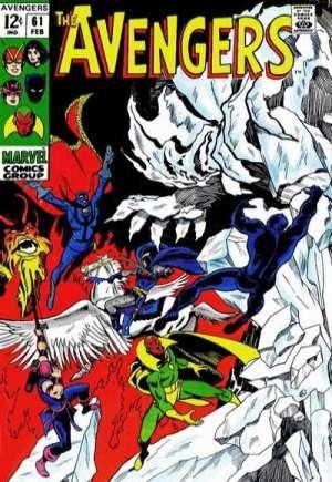 Avengers (1963-1996)#61