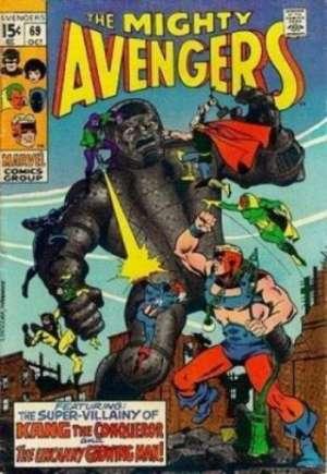 Avengers (1963-1996)#69