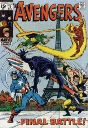 Avengers (1963-1996)#71