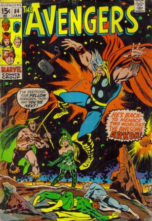 Avengers (1963-1996)#84A