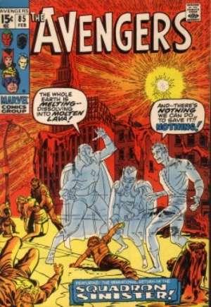 Avengers (1963-1996)#85