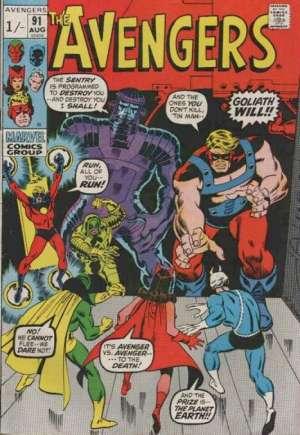 Avengers (1963-1996)#91B