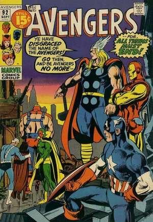Avengers (1963-1996)#92