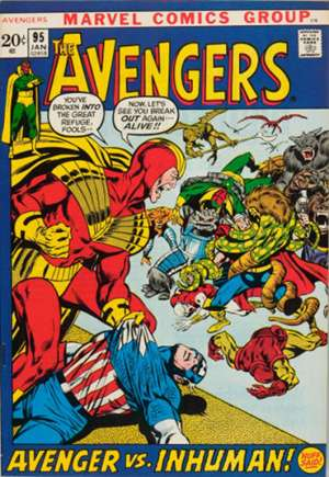 Avengers (1963-1996)#95