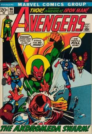 Avengers (1963-1996)#96