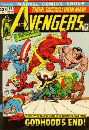 Avengers (1963-1996)#97