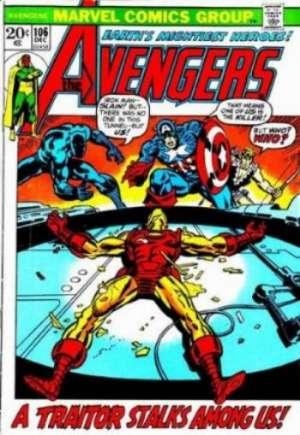 Avengers (1963-1996)#106