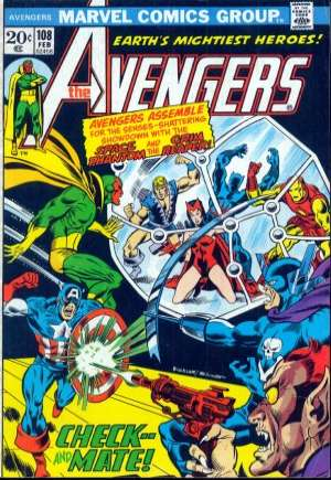Avengers (1963-1996)#108A