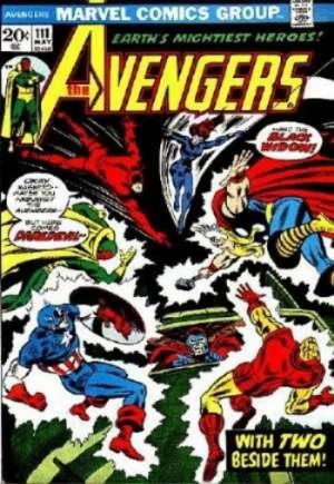 Avengers (1963-1996)#111