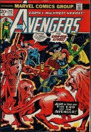 Avengers (1963-1996)#112A