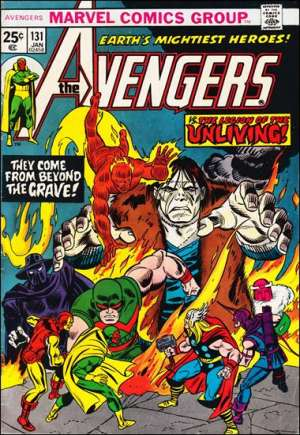 Avengers (1963-1996)#131