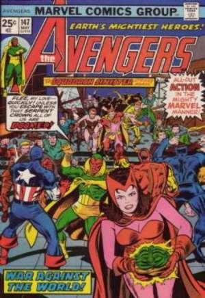 Avengers (1963-1996)#147A