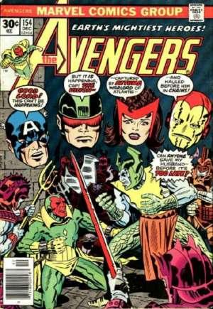 Avengers (1963-1996)#154A
