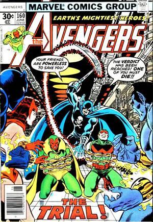 Avengers (1963-1996)#160A