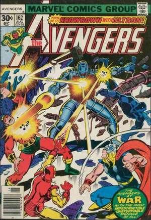 Avengers (1963-1996)#162A