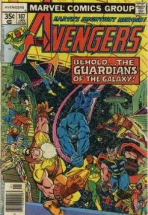 Avengers (1963-1996)#167