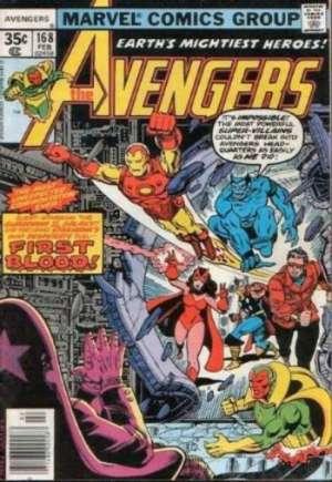 Avengers (1963-1996)#168