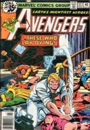 Avengers (1963-1996)#177