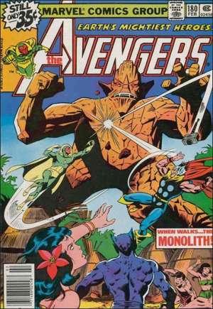 Avengers (1963-1996)#180A