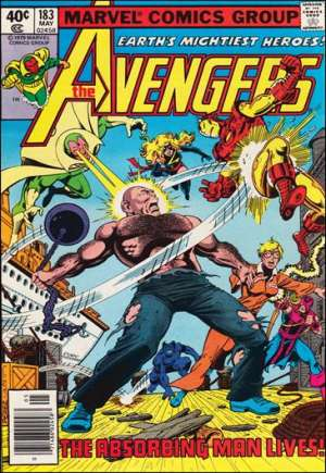 Avengers (1963-1996)#183A