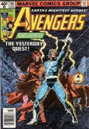 Avengers (1963-1996)#185A