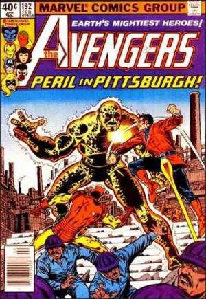 Avengers (1963-1996)#192A