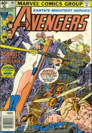 Avengers (1963-1996)#195A
