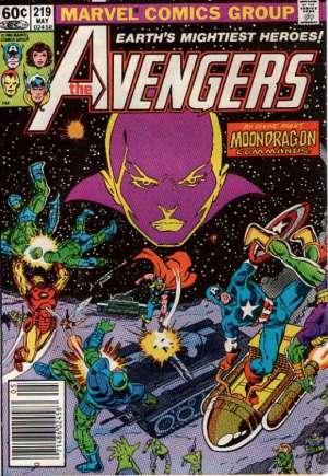Avengers (1963-1996)#219A