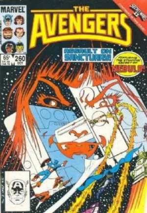 Avengers (1963-1996)#260B