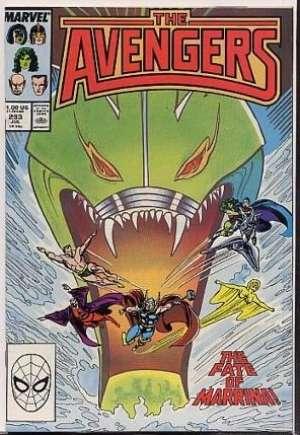 Avengers (1963-1996)#293B