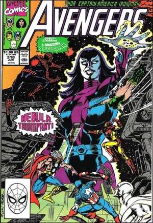 Avengers (1963-1996)#318B